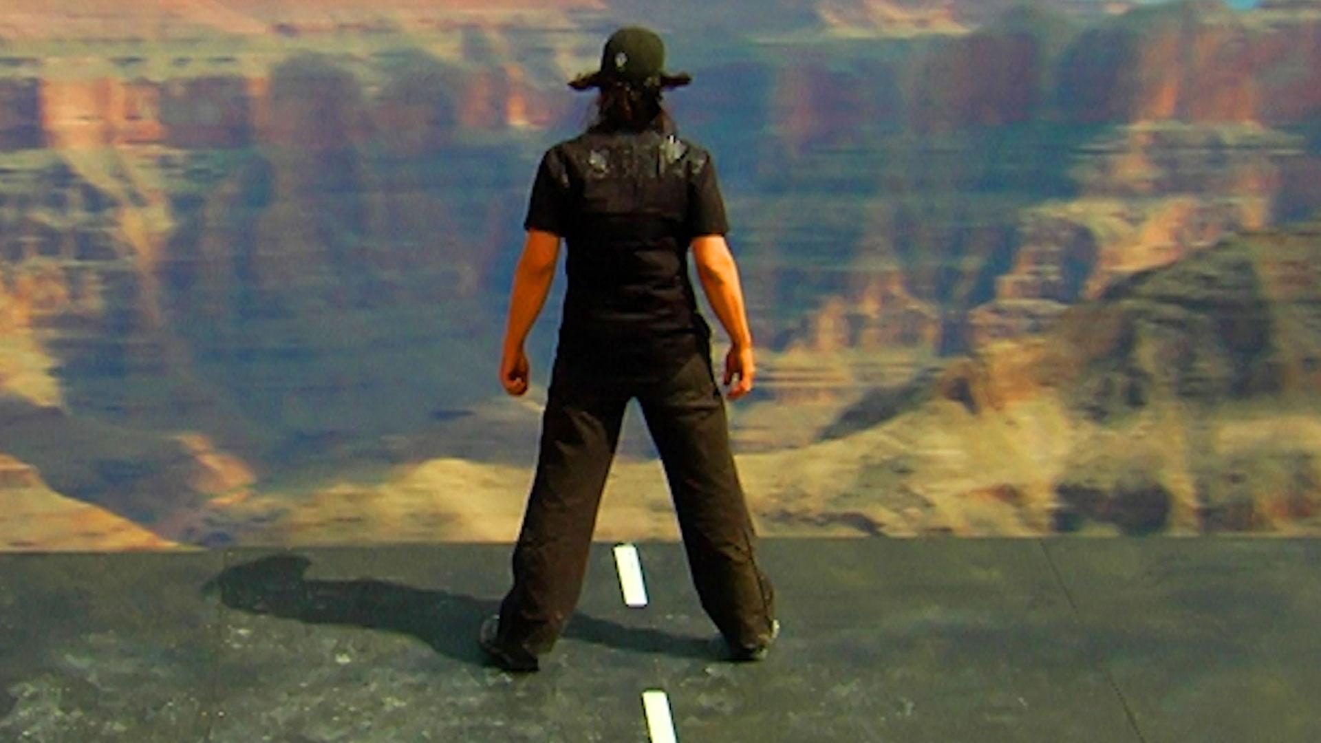 The Grand Canyon Death Jump