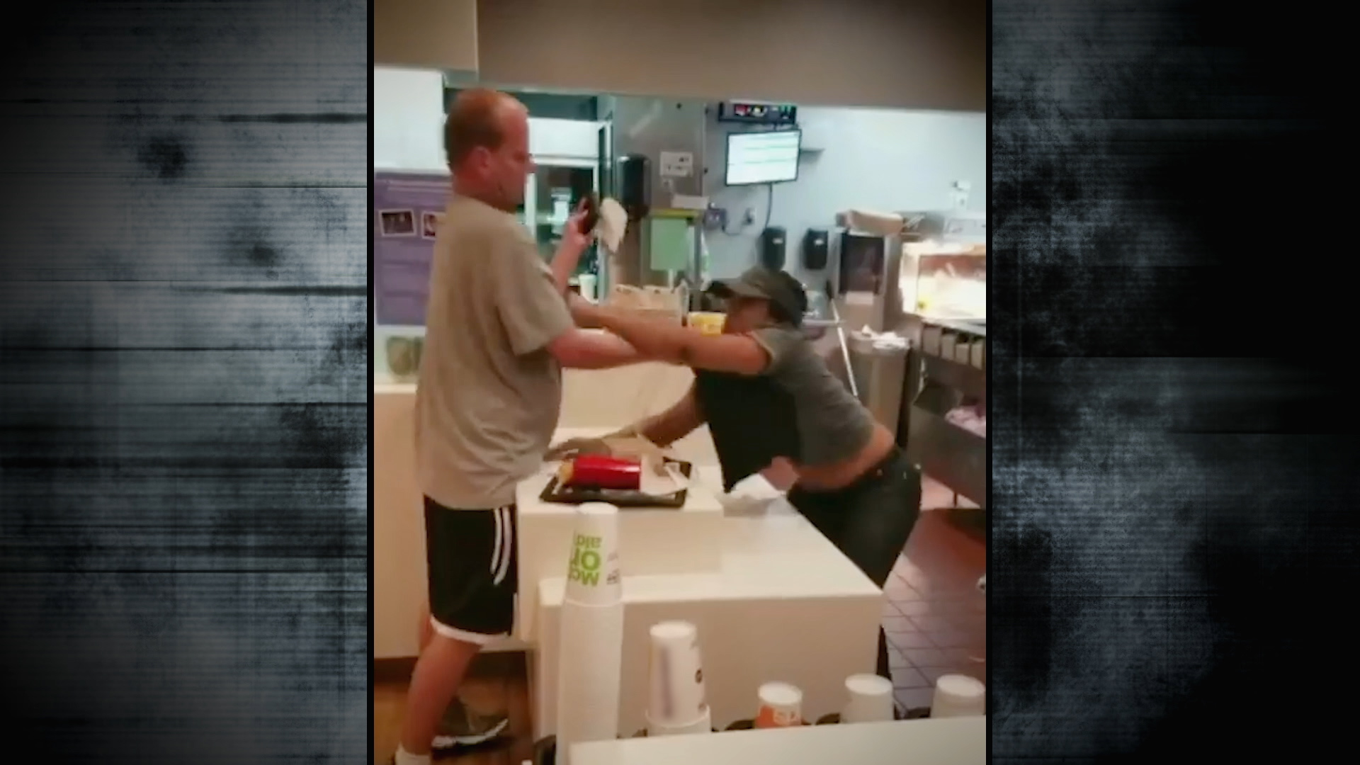 Assaulted at Work