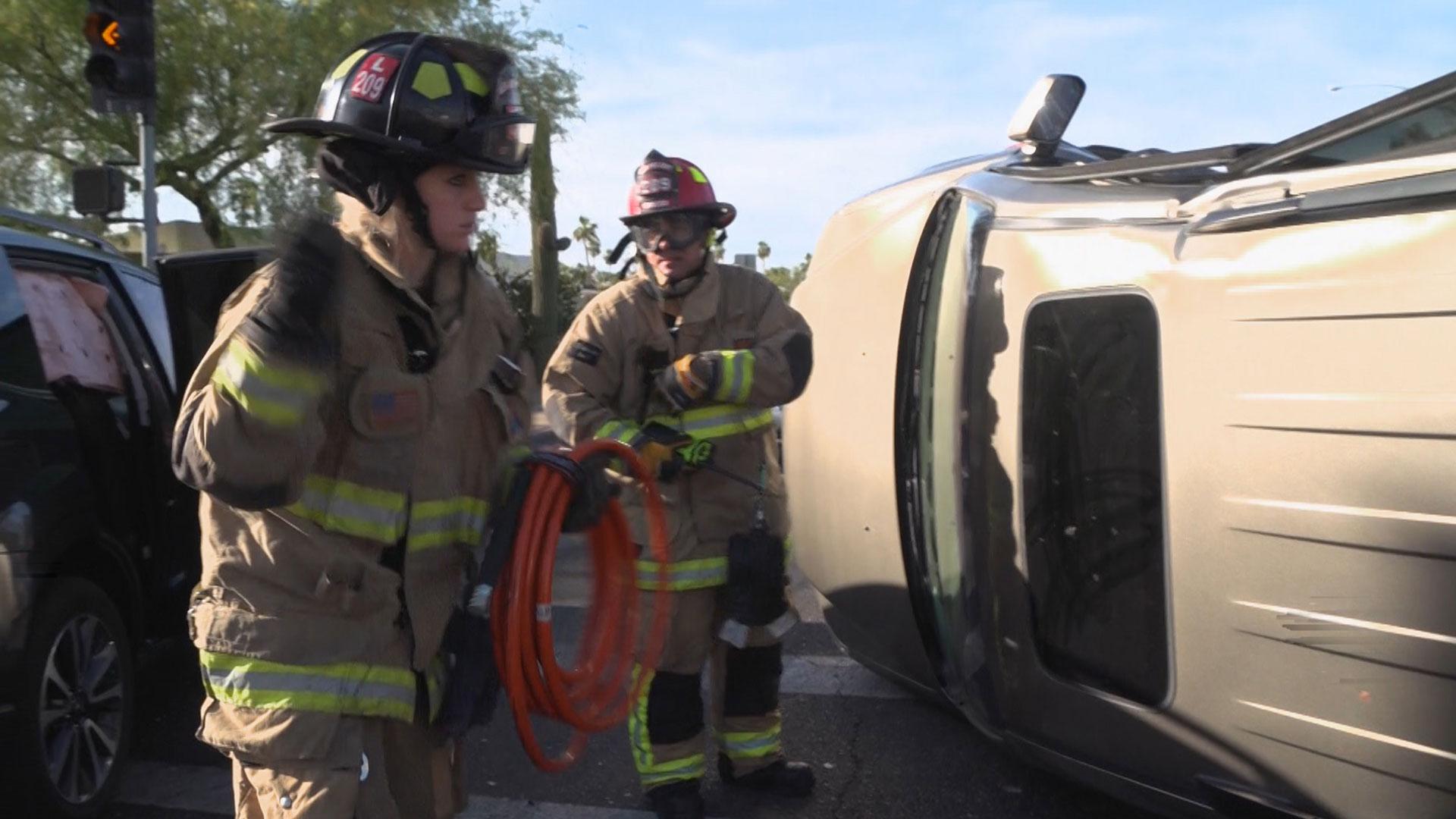 Live Rescue: Emergency Response #1