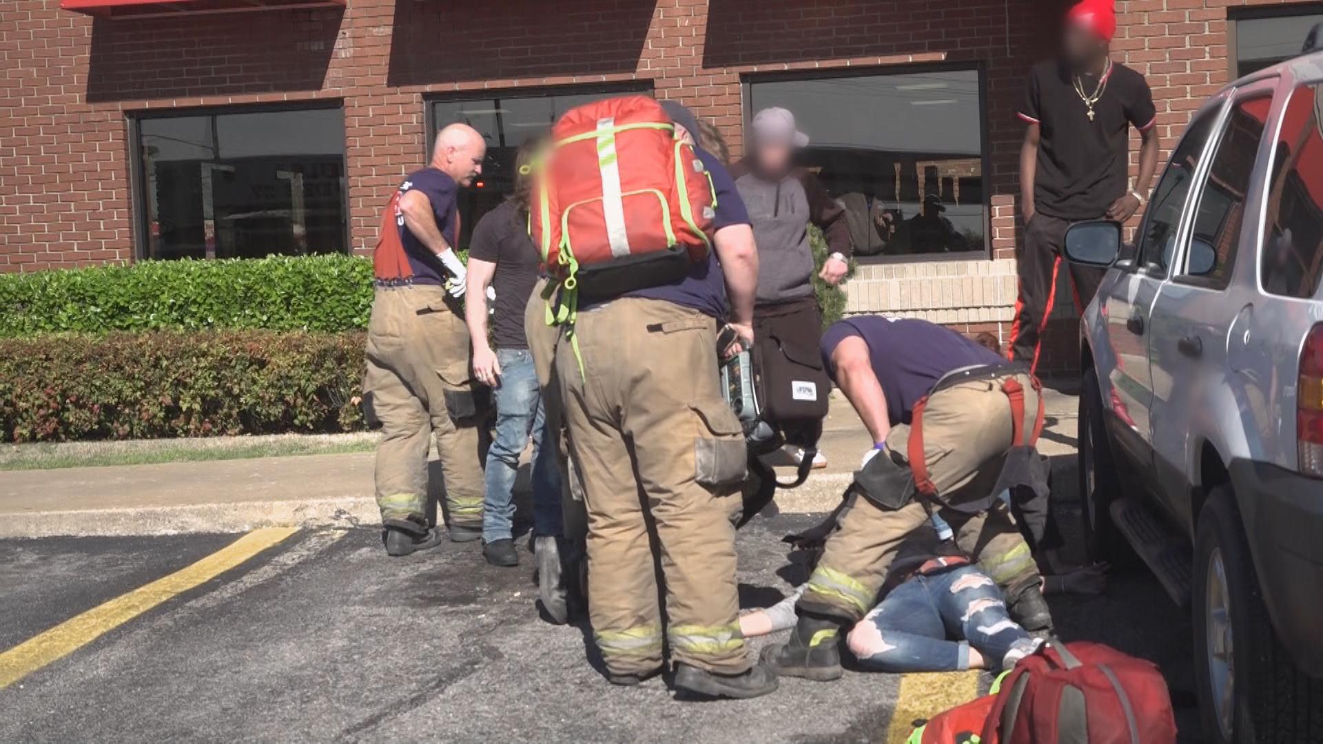 Live Rescue: Emergency Response