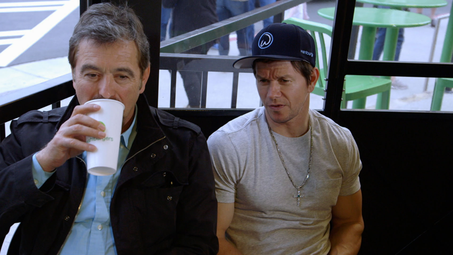 Wahlburgers Home... Away From Home (Part 1)