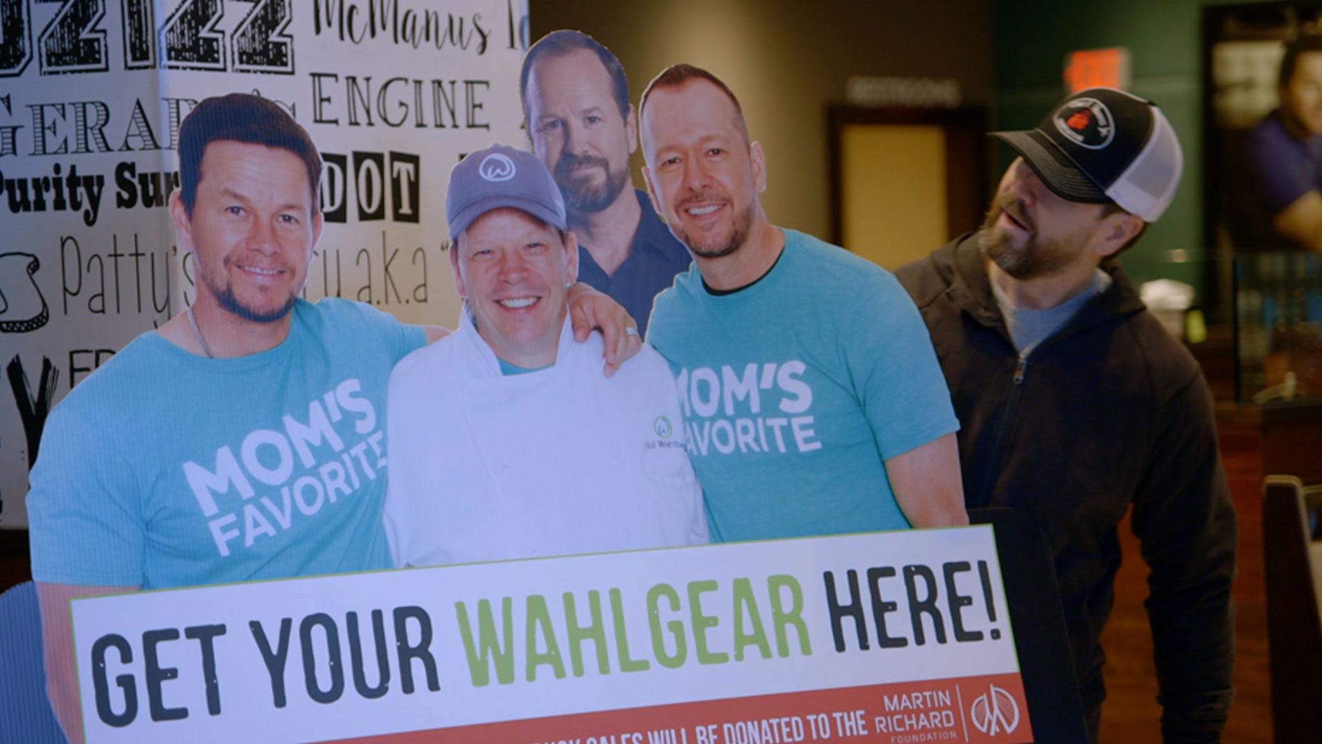 Wahlburgers Comes Home