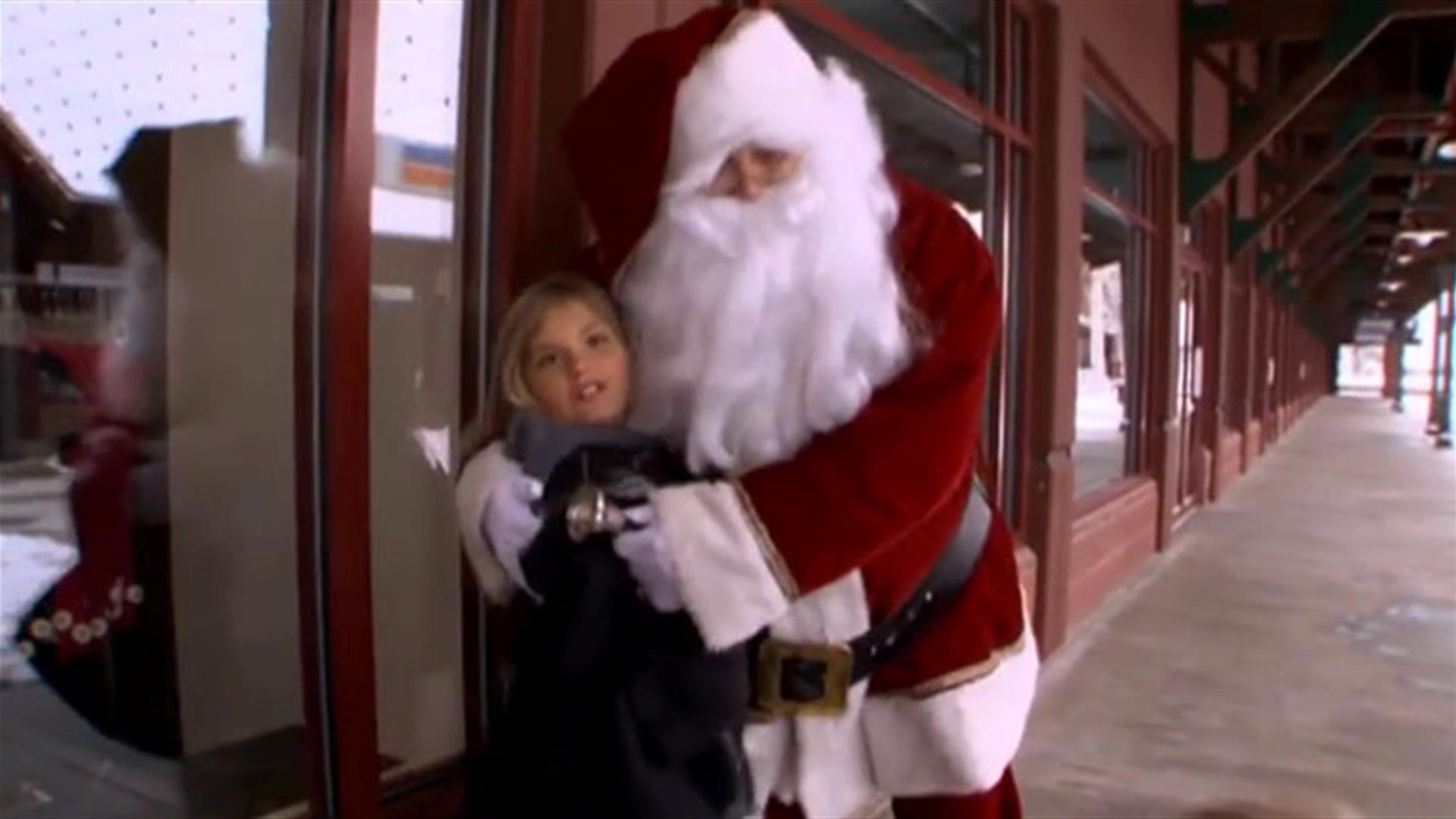 The Hunt for Santa