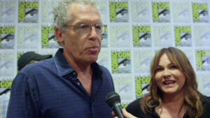 Comic-Con 2016 Interview: Carlton Cuse and Kerry Ehrin