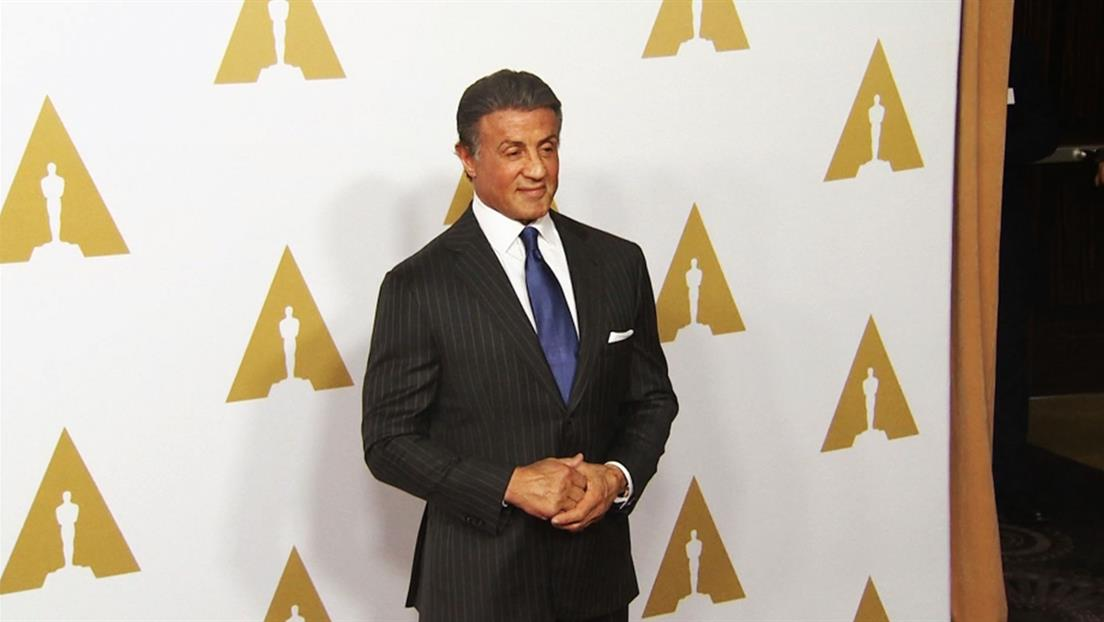 Biography Presents: Sylvester Stallone