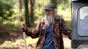Si-larious Moment: Si Quits