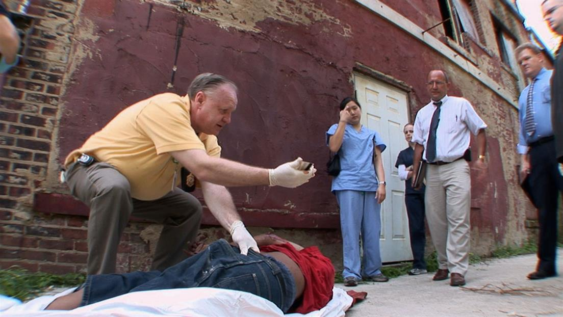 The First 48: Forensic Evidence