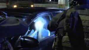 Swat on Car