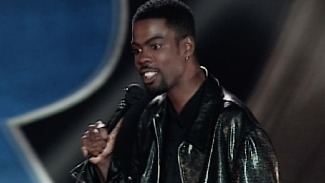 Chris Rock's 'Bring the Pain'
