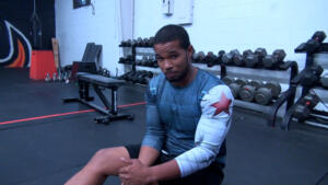 Tramell's Foam Roll Exercises