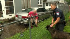 After Action Report: K-9 Detains Suspect