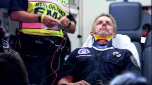 An EMT is Assaulted