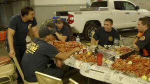 Bonus: Firemen's Crawfish Boil