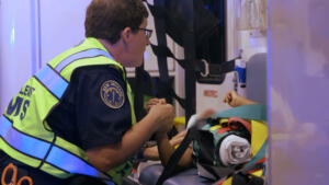 Car Seats Save the Lives of Two Children