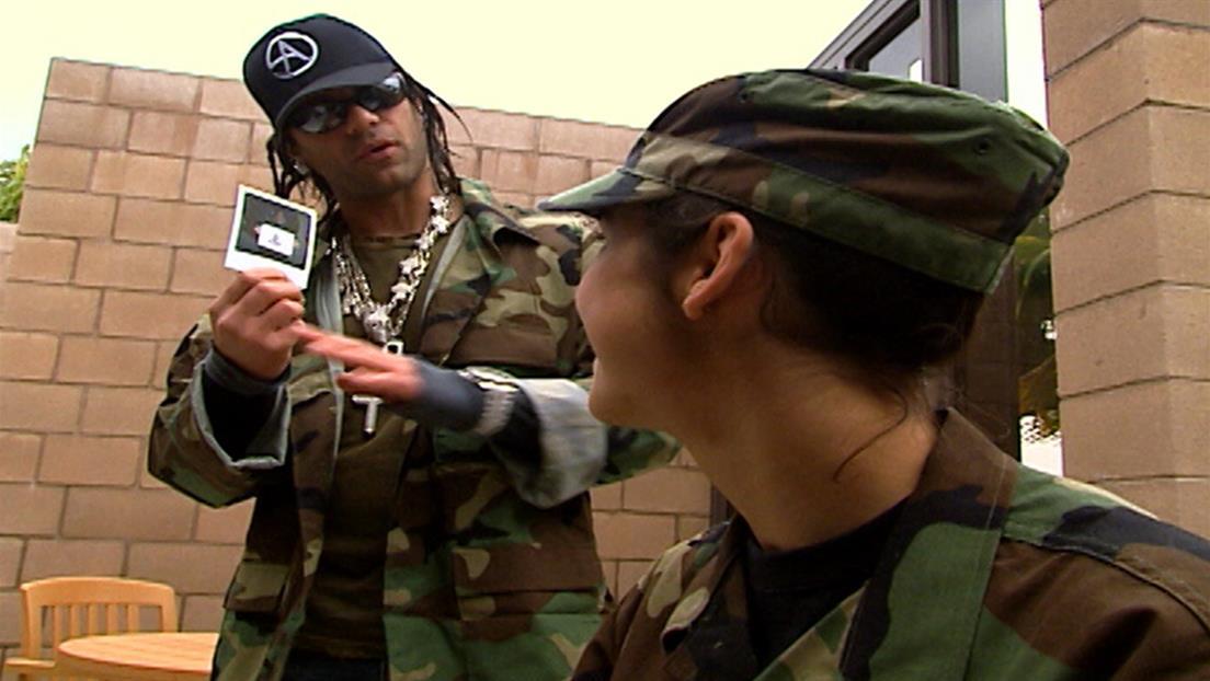 36 - Military Salute