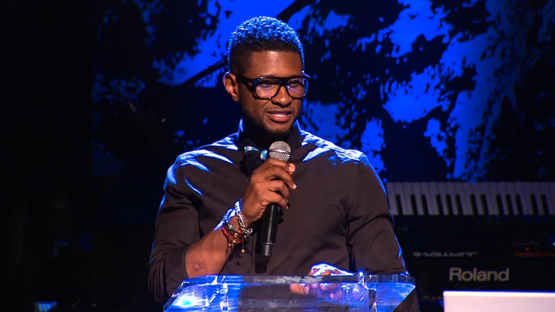 Usher - Mini Biography