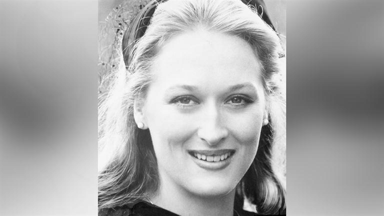 Meryl Streep jeune