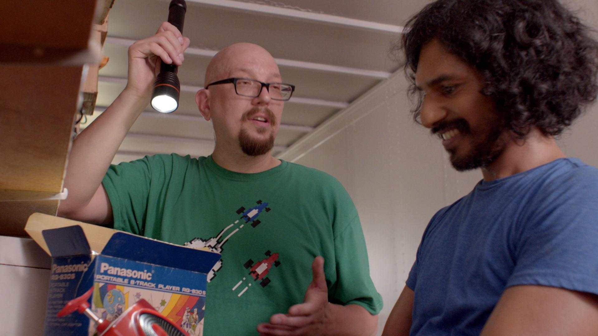 Bohus and Shaun... Buy Space Pants