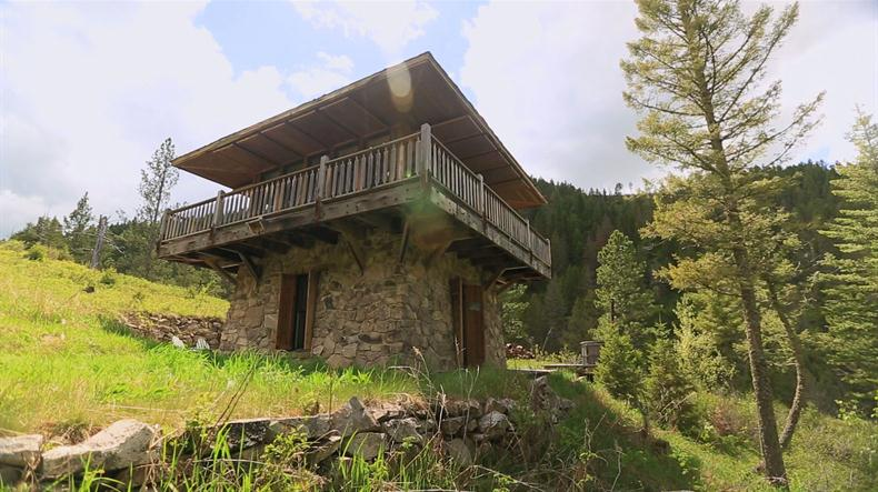 500 Sq. Ft. Rocky Mountain Mansion