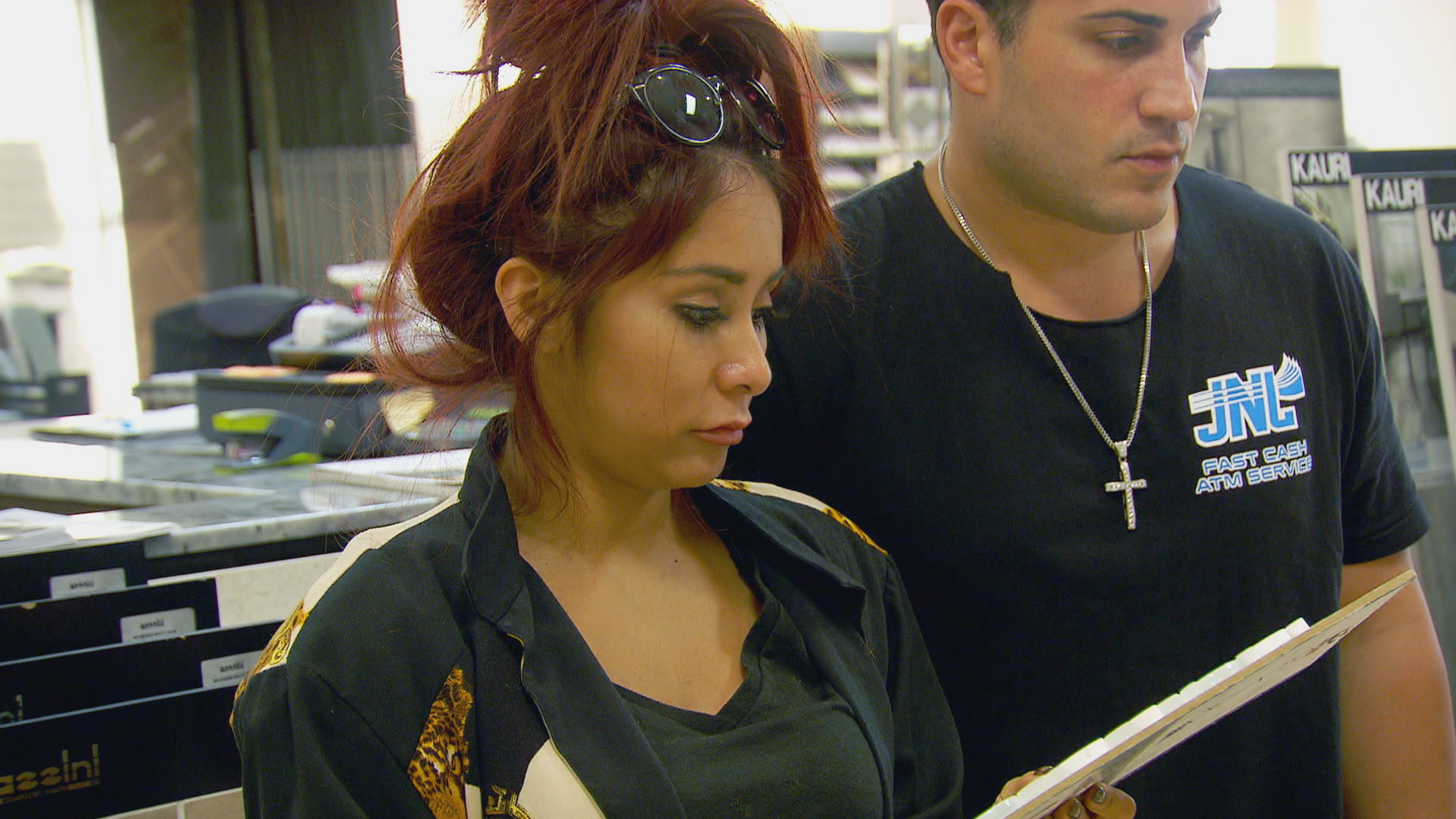 Only the Best for Snooki's Guest