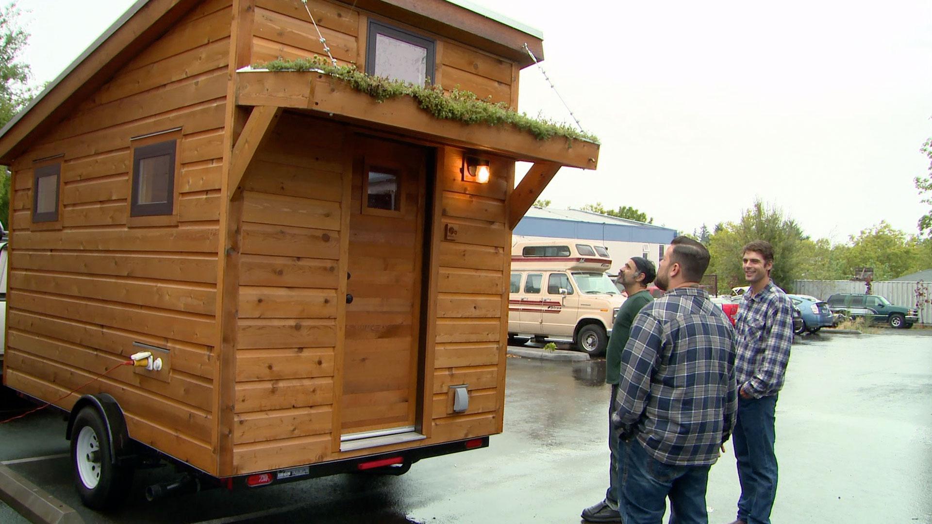 Portable Micro Homes in Portland