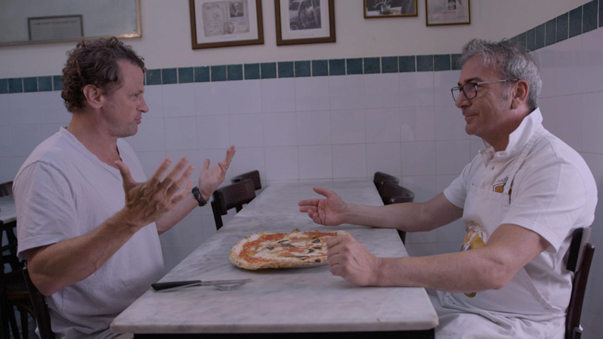Naples Took a Pizza My Heart