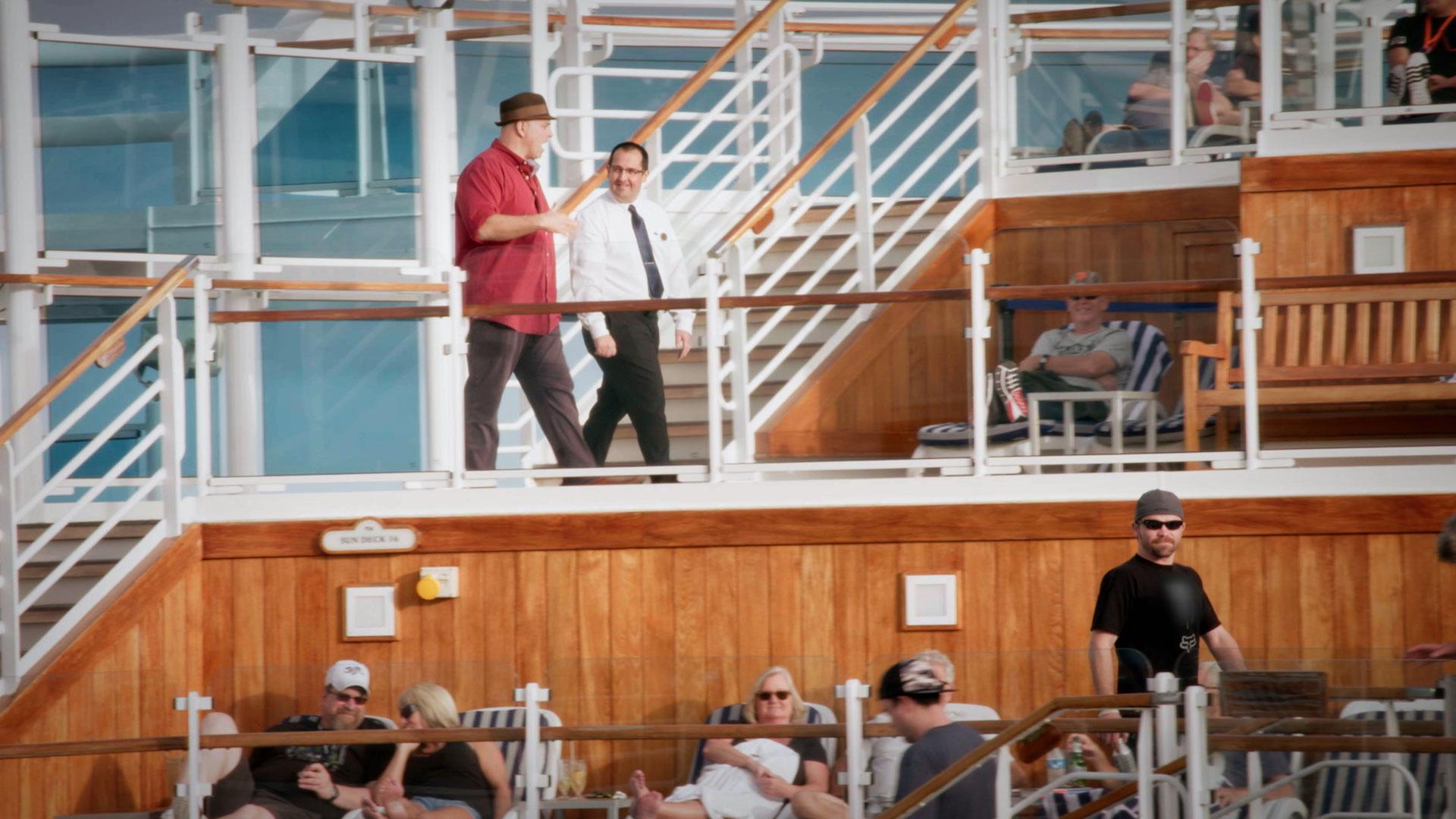 A Princess Cruise to Madeira