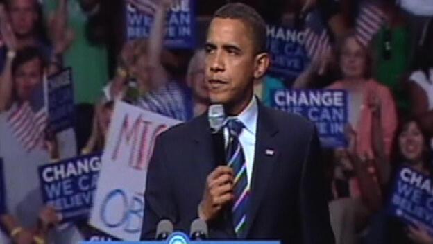 Barack Obama Age Education Mother History