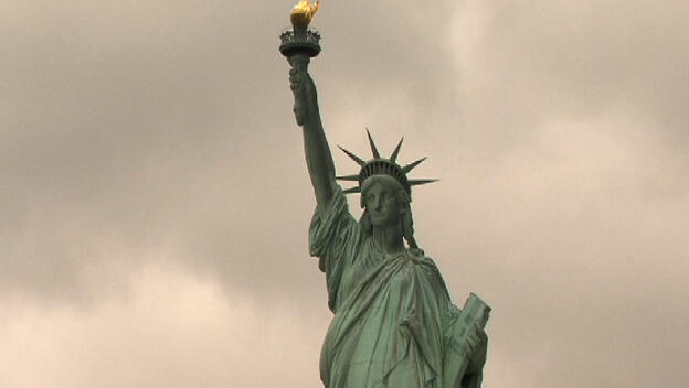 Statue Of Liberty Height Location Timeline History