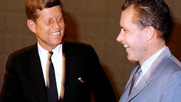 Image result for nixon and jfk
