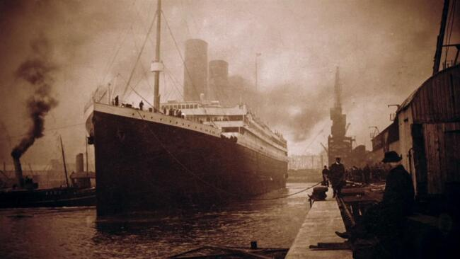 Resurrecting the Titanic