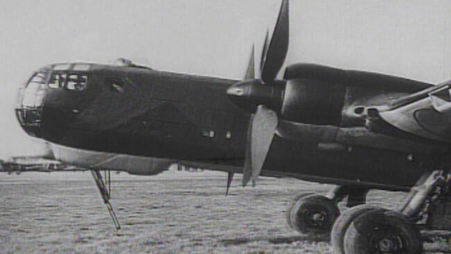 Last Flight of Lady/Hitler's Flying Blunders