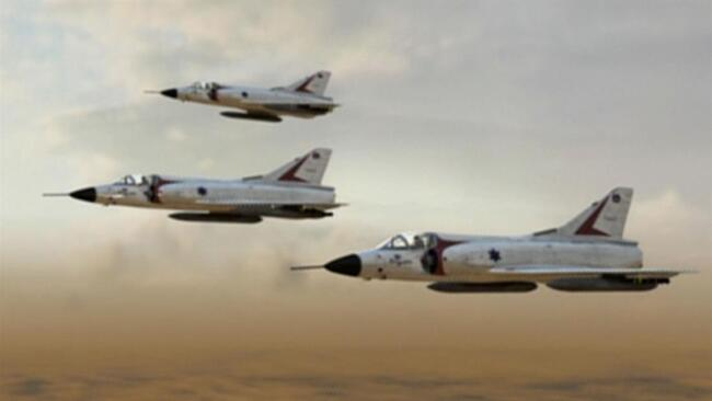 Dogfights of the Middle East