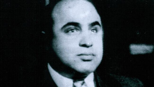 Al Capone's Secret City
