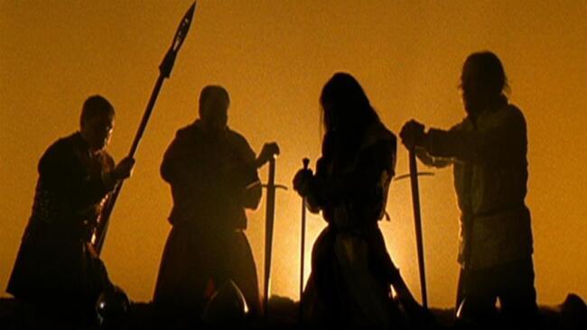 Lost Worlds: Knights Templar