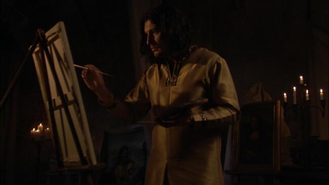 Da Vinci's Armageddon