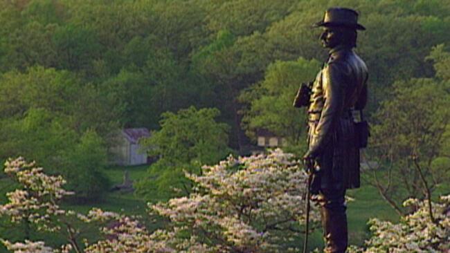 Chamberlain at Gettysburg