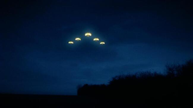 UFOs on the Record