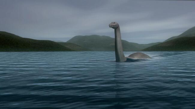 Death of Loch Ness