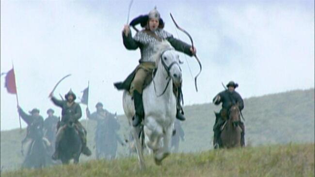 Barbarians: Mongols