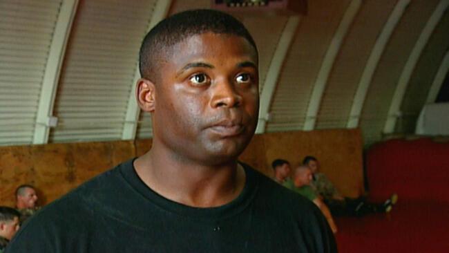 DOD Firefighter; USMC Martial Arts Training; Little David