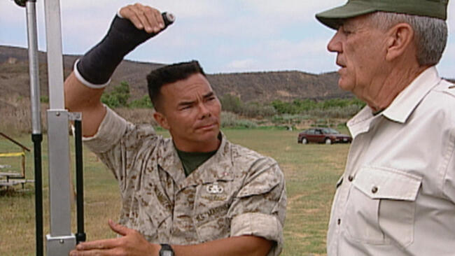 Improvised Explosive Devices; 1st Marine Raiders; Rough Riders