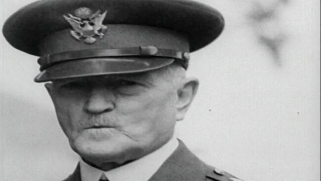 John J. Pershing: The Iron General