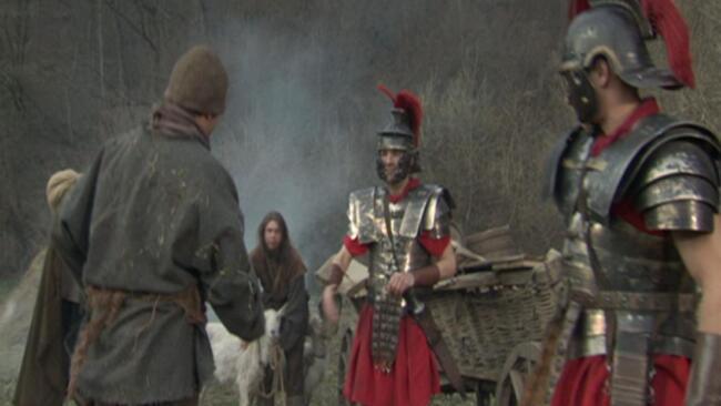 The First Barbarian War