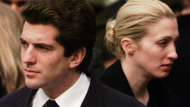 Biography: JFK Jr.