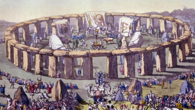 Stonehenge Secrets Revealed