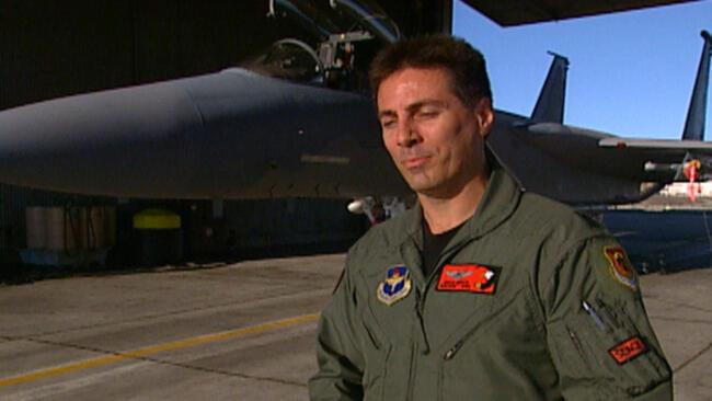 F-15 Eagle; Flying Platform; Atomic Annie; Army Missiles; Tommy Gun v. Burp Gun; Measuring Bullets