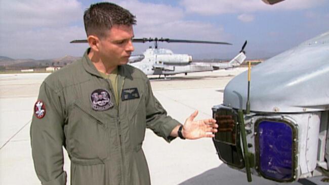 Cobra Attack Helicopter; Sidewinder Missile; C-54 Skymaster; MPs; Flintlock Pistol