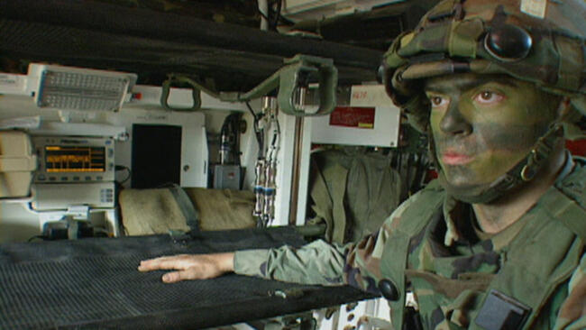 Marine Sniper Rifle; BlowGun; Mulberry Harbor
