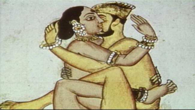 Secrets Of The Kama Sutra